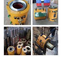 南郑销售YDC1500穿心式千斤顶 桥梁千斤顶需要与张拉油泵配合使用
