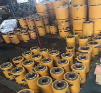 凤县穿心式千斤顶主要配合预应力锚具及张拉设备产品运用于桥梁等工程建设中