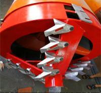 我公司专利生产非开挖管道工程机械小型盾构机非开挖管道牵引掘进机专用设备
