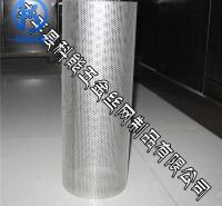 供应不锈钢304圆柱形滤芯支撑冲孔管 可定制支撑冲孔管