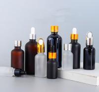 【厂家直销】批发_茶色5ml玻璃精油瓶_10ml空瓶15ml化妆品分装瓶_20ml胶头滴管透明瓶