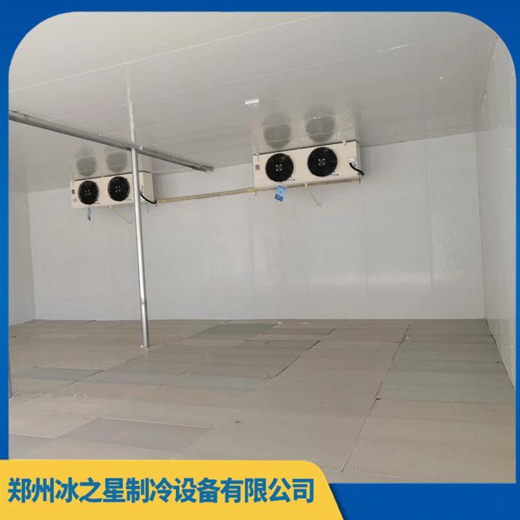 冷库安装公司 海鲜冷库 保鲜冷库 进口压缩机 品质可靠