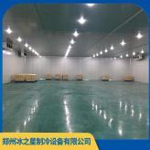 郑州冷库精选厂家 冰之星保鲜冷库 进口压缩机组 节能省电