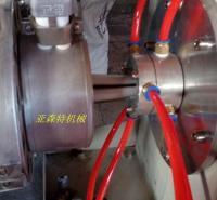 青岛塑料管材挤出机 PPR冷热水管设备 PPR塑料管材挤出生产线
