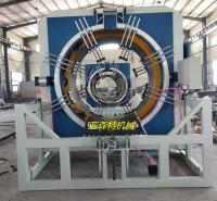 青岛塑料管材设备辅机 行星PVC管材切割机 塑料管材切割机械