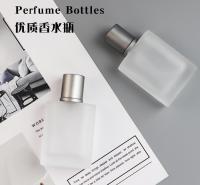 【厂家直供】批发_30ml便携香水瓶_哑光玻璃香水瓶_简洁分装玻璃瓶可定制