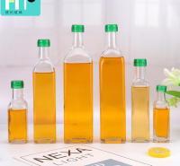 【厂家直销】琥珀玻璃_250ml厨房配件芝麻油瓶_透明玻璃油壶_1000ml橄榄油食用油玻璃瓶_多尺寸可选容量瓶