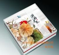 纸盒印刷厂 彩盒印刷厂 白卡盒设计印刷定做 华润包装价格优惠