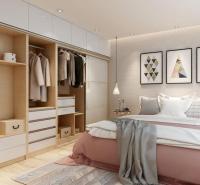 品牌家具定制设计   日式极简风格厨房家具定制   润鲁家居定制