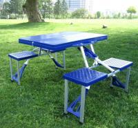 折叠户外桌子桌椅折叠式室外桌椅 野外车载折叠桌椅汽车专用 SLJH