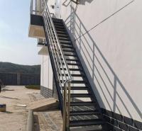 钢梯销售_爬梯价格_铁件铁艺厂家_爬梯加工