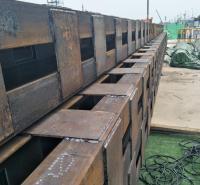 郑州地铁格构柱厂家_格构柱价格_钢立柱加工_钢支撑质优价廉