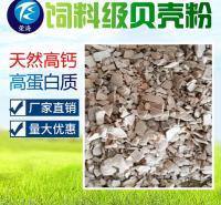 厂家批发贝壳粉末贝壳颗粒 饲料级贝壳粉价格 水洗贝壳粉