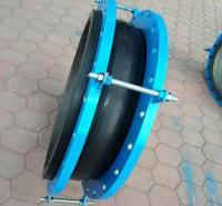 吉佳NBR耐油偏心异径橡胶软连接 偏心异径橡胶软接头 DN50法兰连接挠性管接头