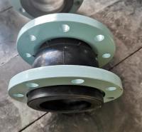 吉佳美标ANSI德标DIN可曲挠橡胶软接头耐高温EPDM海水耐酸碱法兰软连接