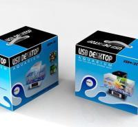 纸盒印刷厂 彩盒印刷厂 白卡盒设计印刷定做 华润包装最专业价格优惠