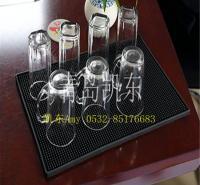 酒吧用隔热杯垫  凯东供应橡胶垫 桌面收纳防滑小垫片 防震防滑酒吧垫