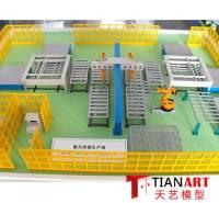 产业园沙盘模型 园区规划沙盘 哈尔滨沙盘模型报价
