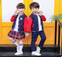 出售校服 中小学生校服 英伦风运动儿童校服定制