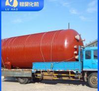 禄昊化机-外加热盘管立式储罐-不泄漏、结构紧凑、操作方便