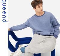 淳度男士家居服加厚夹棉睡衣秋冬季2020新款流行可外穿男式居家服