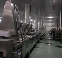 蒸煮线全自动蒸煮流水线连续网带式蒸汽流水线蟹排蒸线 蒸汽加热肉条蒸线 鱼豆腐蒸汽隧道