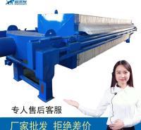 东莞鸿发压滤机 占地面积小,处理效果好,运行维护简单 投资成本低,脱水效率高,