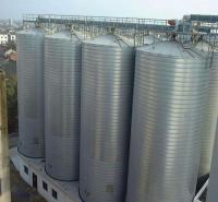 钢板仓 大型水泥库   徵达粉煤灰钢板仓