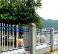 鼎尊 低碳钢锌钢护栏 景观隔离护栏 定制加工
