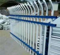 鼎尊锌钢护栏 厂家定制锌合金喷塑镀锌锌钢护栏