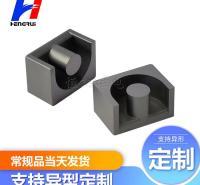 厂家定制锰锌铁氧体磁芯 EP13高导磁芯 高频软磁磁性材料