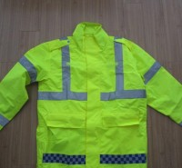 交警指挥服定做 防水防寒 反光 交通执法服装