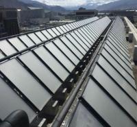 陕西太阳能热水工程 西安太阳能热水工程 陕西太阳能真空集热器