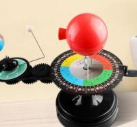 太阳月亮地球仪 三球运行仪 天文学生仪器 太阳系行星模型