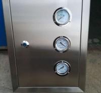 医疗气体二级减压箱装置医用气体二级控制箱上海齐威汇流排厂家