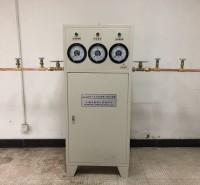 医疗中心供氧汇流排,氧气二氧化碳汇流排集成供气设备装置由上海齐威汇流排生产厂家