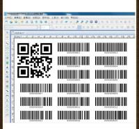 中琅布标设计打印软件 v6.5.0数码版 二维码生成 二维码打印