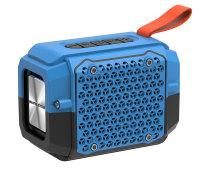 防尘USB蓝牙音箱 户外运动型便携式按键蓝牙防水音响