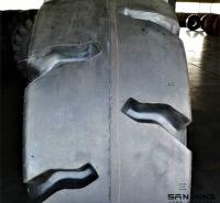厂家供应压路机轮胎   高缓冲光面轮胎    矿井专用光面轮胎