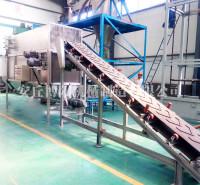 碳酸钠自动破包机 50kg粉体拆包机 自动拆袋卸料机供应厂家
