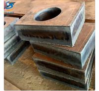 锅炉容器板16MnDR来图加工切割板材中厚板零割法兰圆盘