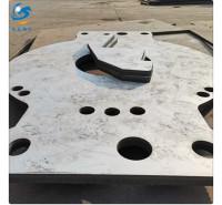 Q890E高强度钢板零割加工定制按图纸切割下料中厚板材