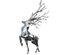 不锈钢雕塑 玻璃钢雕塑 永义 标志性雕塑 是 定制 庭院造景雕塑