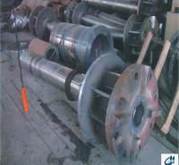 ZG45Cr20Co20Ni20Mo3W3离心铸管导轨