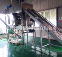 石灰石粉自动拆袋机 无尘拆包卸料机 密闭式自动拆包机价格