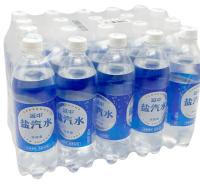 延中经典原味盐汽水  600ml*20瓶整箱批发  上海供应