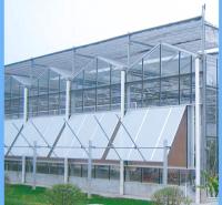 陕西玻璃温室大棚建造 温室厂家齐阳温室承建