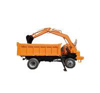 多功能6吨后驱随车挖 可定制后驱随车挖 随车挖掘运输车