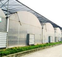 华工  薄膜温室造价 蔬菜花卉薄膜温室承建商 成本低 保温性能好