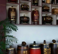 山东实木酒桶 白酒酒桶定制 家用木质酒桶 不锈钢内胆酒桶定制 厂家批发
